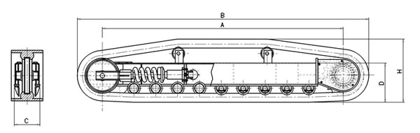 Track Specification Diagram 1